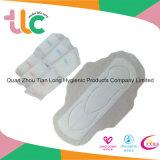Servilleta sanitaria suave y ultra fina del producto de higiene femenino