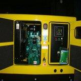 avec le générateur diesel silencieux de l'engine 1104A-44tg1 de Perkins 61kw pour l'usage à la maison avec le contrôle de Smartgen