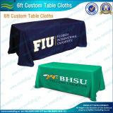 Progettare il coperchio per il cliente fatto pubblicità a massaggio misura della Tabella della fiera commerciale (M-NF18F05023)