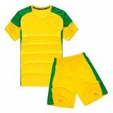 Kit su ordinazione poco costosi dell'uniforme di gioco del calcio