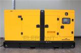 générateur silencieux de diesel de 100kvasoundproof Cummins Engine