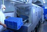Lavadora profesional de las cestas