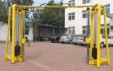 De Apparatuur van de geschiktheid/de Apparatuur van de Gymnastiek/de Apparatuur van de Oefening/de Oversteekplaats van de Kabel