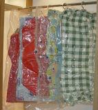 PE Hanging Vacuum Bag Organizer voor Clothes 105*70cm (nbl-vb-H002)