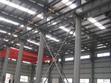 Marco de acero ligero del espacio para el edificio de la construcción/la estructura de acero del estacionamiento