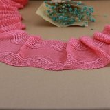 Garment /Swim Suit를 위한 스판덱스 Nylon Lace Trims