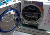 Sterilizer cirúrgico médico dental da autoclave com impressora