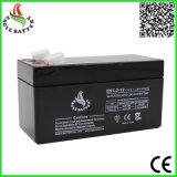 12V 1.2ah 20hr VRLA wartungsfreie Slead Leitungskabel-Säure-Batterie