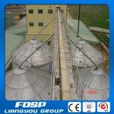 De Silo van de bulkOpslag voor De Molen van het Tarwemeel en de Installatie van de Rijst