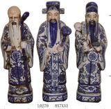 Porcelana china antigua Lw333 Estado