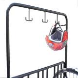ヘルメットのハンガーが付いている多機能のバイクラック塀