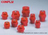 Isoladores da baixa tensão da série de setembro, isolador BMC do Pin, Switchgears de SMC