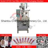 Пневматический тип машина кофеего автоматическая упаковывая