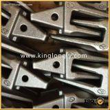 Dents en acier de pièce forgéee de pièces de rechange de chargeur ne moulant pas