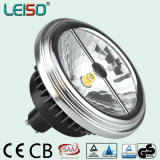 Hot Sales Item를 위한 높은 CRI LED Qr11115W Scob GU10 Dimmalbe Light