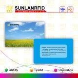 Cartão de microplaqueta de DESFire EV1 do smart card da impressão RFID do ISO 14443