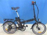 E-Велосипед типа дискового тормоза батареи лития 250W 36V складной (JSL039XD)