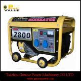 힘 Standby 중국 Household 2.5kw 2.5kw Generator
