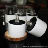 Mini velas solares sin llama amarillas de la luz del té de la dimensión de una variable LED