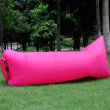 Base enchida do sofá do projeto do OEM da fábrica de Dongguan ar inflável ao ar livre preguiçoso