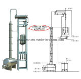 Jh Stainless Steel Solvent Álcool Acetonitrile Recovery Column Distiller