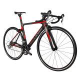 Vélo de route de fibre de carbone avec de pleins accessoires de Shimano