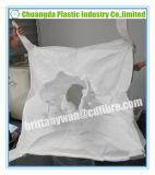 Белый мешок упаковки FIBC большой навальный с верхним Spout заполнения