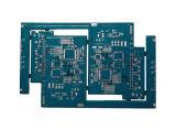 монтажная плата PCB 6-Layer Fr4 с отделкой поверхности OSP