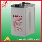 2V500ah Solar Battery Bank mit The Latest Technology