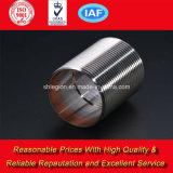 Pièce de tube de précision d'acier inoxydable