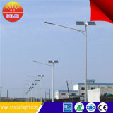 Soncap Certificated 6m 폴란드 36W Solar Street LED Light에 최고 Brightness