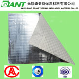 Singolo PE Woven Fabric di Side Aluminum Film Coated per Building Thermal Insulation