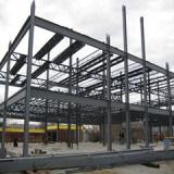 Edificio ampliamente utilizado de la estructura de acero tal como alta casa