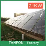 Hohe Leistungsfähigkeits-Solar Energy System 6kw für kleinen Hauptgebrauch