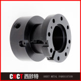 Servicio de piezas de mecanizado CNC de precisión de aluminio