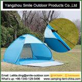 [أوف] برهان مظلة يفرقع يخيّم يتيح فوق شاطئ يطوي خيمة
