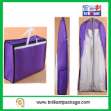 Non-Woven all'ingrosso Dress Bag con Handle Bag