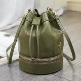 디자이너 물통은 주문 숙녀 끈 핸드백 가죽 가방 Emg4722를 자루에 넣는다