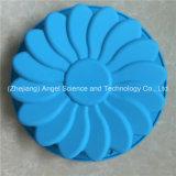 лоток торта Sc35 силикона инструмента выпечки силикона маргаритки размера способа большой