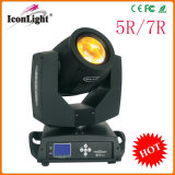 17gobos + 14colors 230W 7r Moving Head Light (ICON-M003)