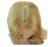 Parrucche sintetiche dei capelli della parrucca delle donne classiche di modo dei capelli ricci delle parrucche piene lunghe poco costose delle parrucche