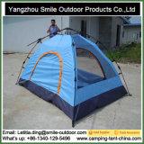 Tente campante se pliante automatique bon marché personnalisée imperméable à l'eau de modèle neuf