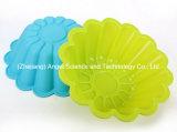 La herramienta barata BPA de la hornada del molde de la torta del silicón del día de fiesta libera Sc37