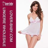 Woman Sleep Babydoll Intimate Lingerie Supplier (L2303)