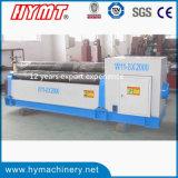 Máquina de dobra da placa de Aluminun do rolo W11-8X2000 3