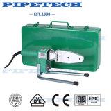 Poly machine de fusion de soudure de pipe de première vente