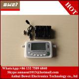 Sf-500インドの市場DVB-S/S2土曜日のメートルのデジタル衛星ファインダー(SF-10032)