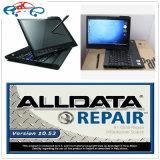 Alldata 10.53와 X200t 휴대용 퍼스널 컴퓨터 자동 진단 소프트웨어를 가진 1tb HDD에 있는 Demend 5.8 차량 정비 소프트웨어에 Mitchell