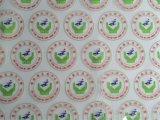 De Sticker van het Etiket van de Druk van het Patroon van de Overdracht van de hitte voor Kleding