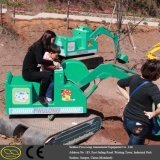 Childrenのための硬貨Operated Amusement Electric Mini Excavator